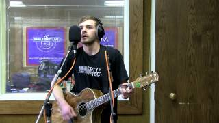 Ethan Chartier-Standing In The Rain (live on Wyoming Public Radio)
