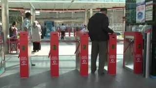 Vodafone - Her şeyin bir kolayı var - Kayseri Jingle'lı Turnike Yayını Video