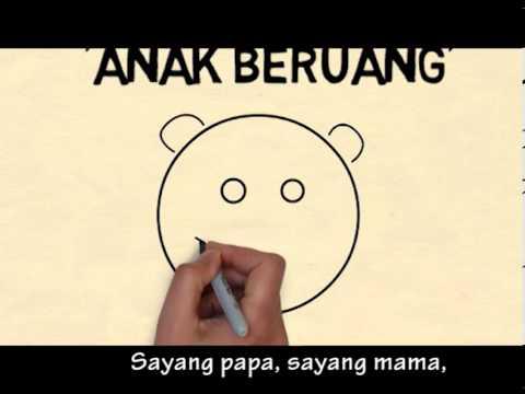 Lagu & Lukis : Anak Beruang on ZigZagTV