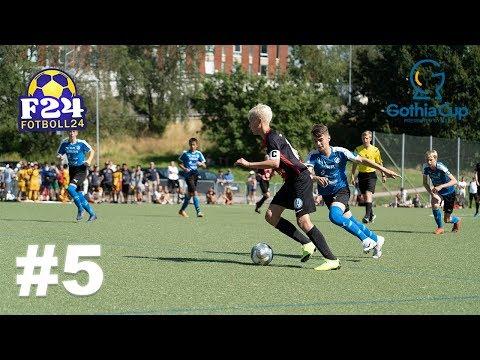 Fljer med Brommapojkarna U13 Akademi till Gothia Cup #5 - Vinna eller frsvinna! Match mot Halmstad