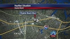 HazMat situation at Virginia Beach Kroger