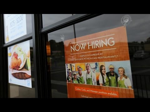 US job growth and wages strong in February - economy