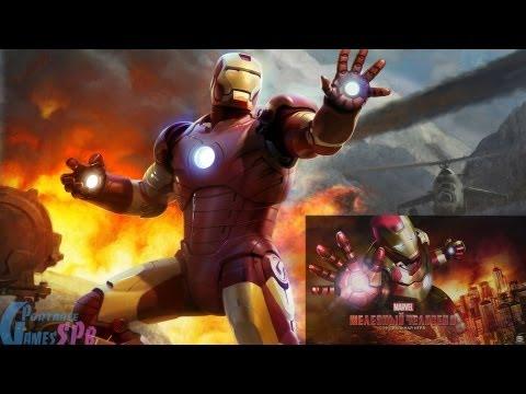 Железный человек 3 - обзор игры