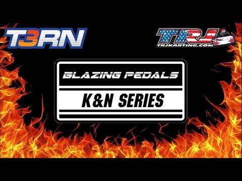 Blazing Pedals K&N 2020 Season at Texas