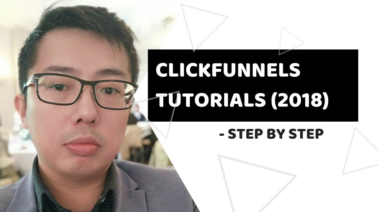 ClickFunnels Tutorials 2018 - Learn How To Edit Funnels in Page Builder