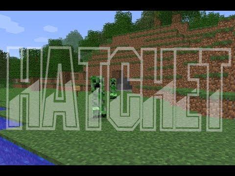 Hatchet By Gary Paulsen | MineCraft Trailer | - YouTube