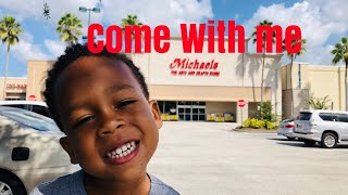 MICHAELS Walk Through | Up To %60 Percent | Come With Us!!!