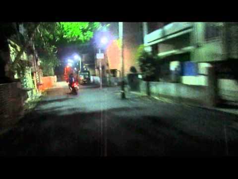 pulsar 200ns stunt