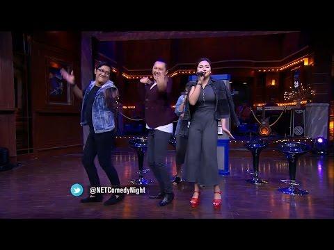Suara Vicky Shu Nyanyi Bikin Andre & Omesh Bergoyang Terus