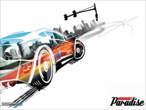 Burnout Paradise OST - Dark Moon Rising [Alternate Version]