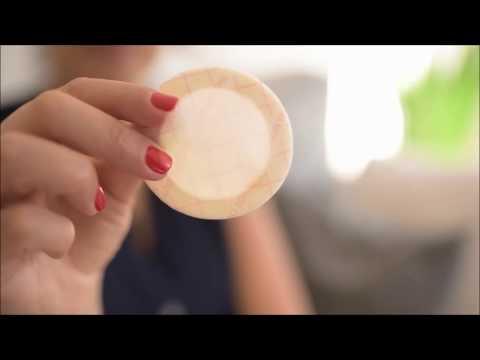 樂士妥護乳貼 - 使用方法
