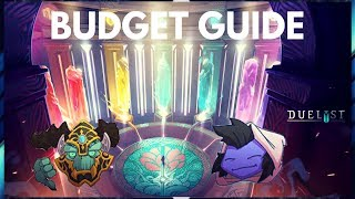 DUELYST Cheap and Competitive Budget Decks! w TM25MD
