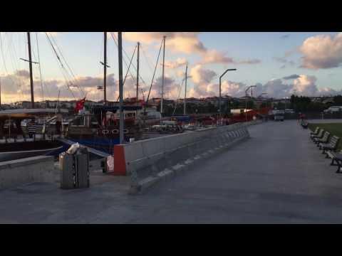 Bostancı / Altıntepe sahil yolu bahçesi - İstanbul