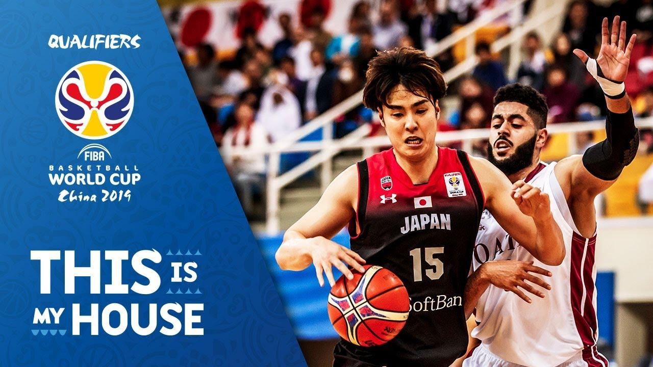 Qatar v Japan - Full Game - FIBA Basketball World Cup 2019