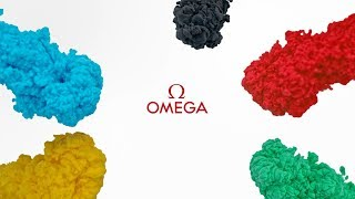 The OMEGA Olympic Games Collection
