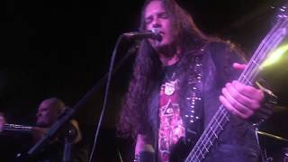 "Malefactor: ""Necrolust in Thulsa Abbey"" ao vivo no Groove Bar"