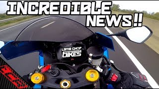 Amazing NEWS!! | Performance Bikes Magazine