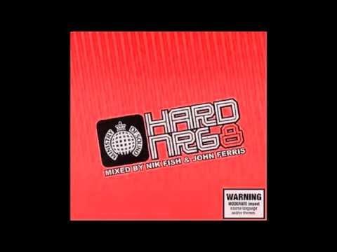 Hard NRG 8 CD1 - Mixed By Nik Fish