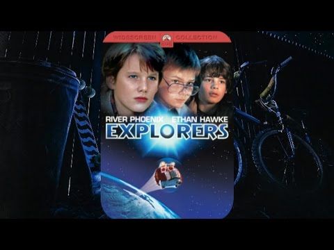 Explorers(1985) Movie Review & Retrospective