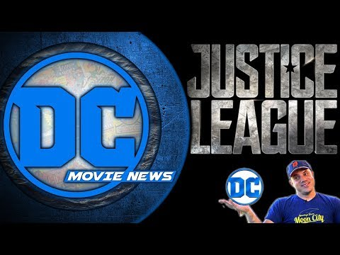 All things Justice League and Some Words From Geoff Johns | DC Movie News