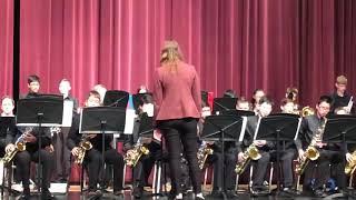Mambo No. 5 - Lakewood Middle School Jazz Band