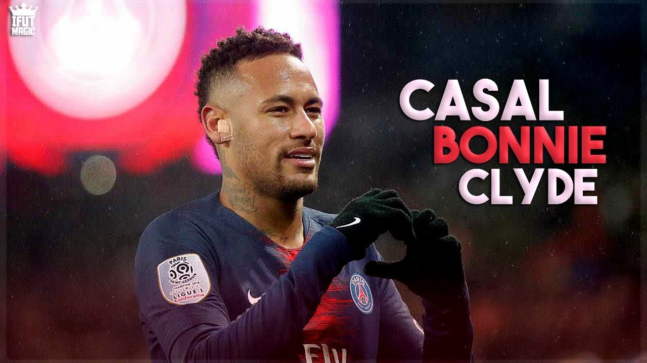 Neymar Jr - Casal Bonnie Clyde (MC Magal)