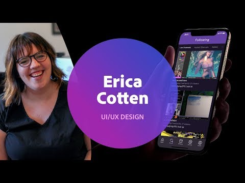Designing Engaging Websites with Erica Cotten - 1 of 3