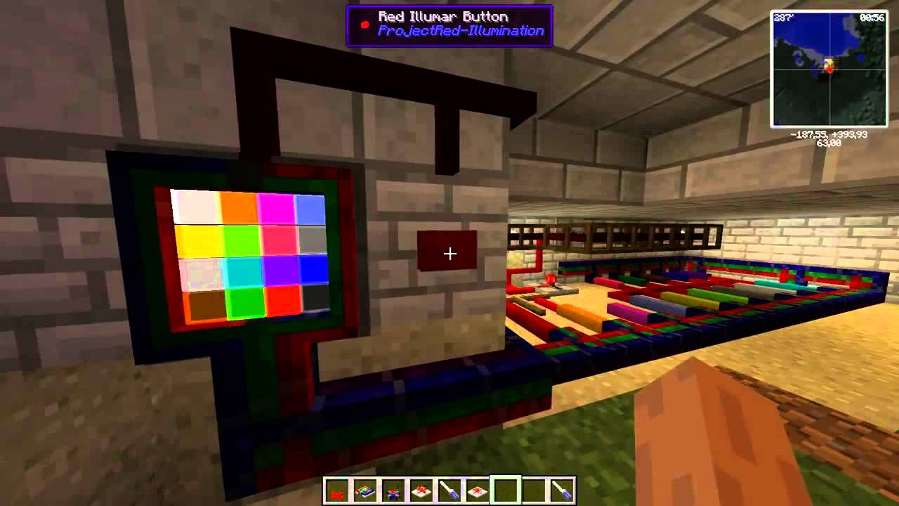 Project red mod 1. 12. 2/1. 11. 2 (redpower 2 replacement.