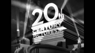 20th Century Pictures logo (1933) [restored]