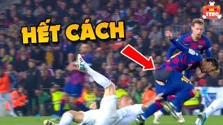 Đây chính là cách duy nhất có thể ngăn cản được Messi khiến người xem không khỏi giật mình