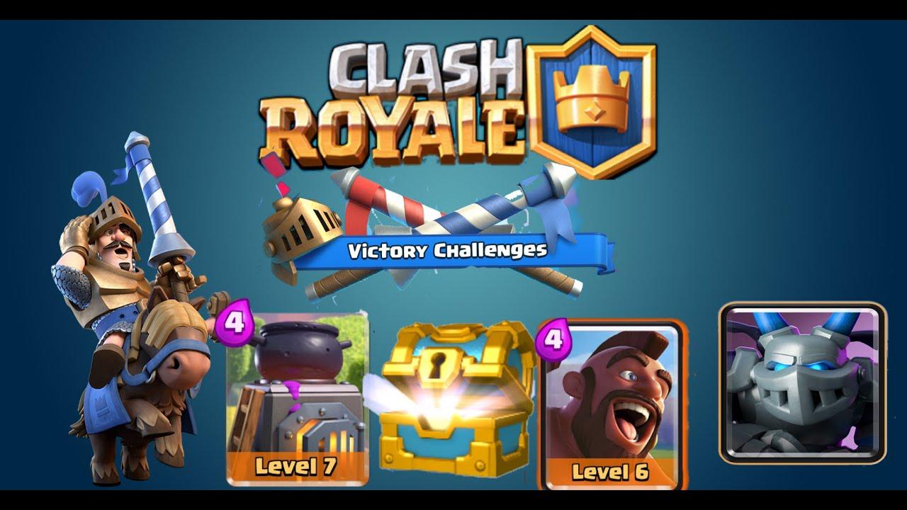 Clash Royale Herausforderung