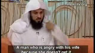 ضرب الزوجة في الإسلام مع الشيخ الدكتور محمد العريفي