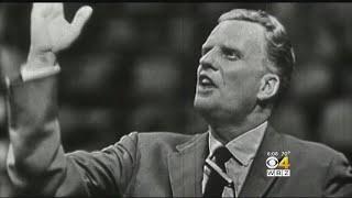 Rev. Billy Graham Had Long History With Boston
