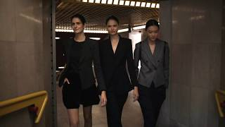 Giorgio Armani Privé FW 2019 - 2020 fashion show - Backstage Video
