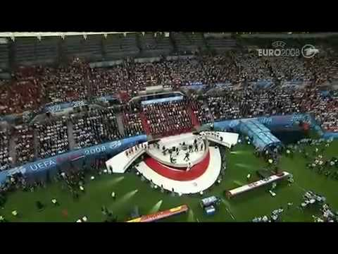 Enrique Iglesias Can You Hear Me Live Euro 2008 (HQ)(HD)