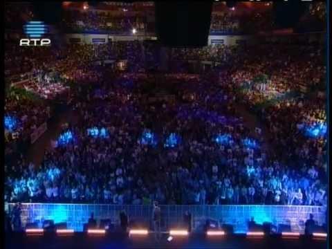 Tony Carreira - Ao vivo Pavilhão Atlântico 2010