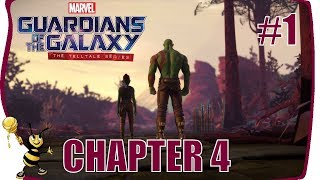 TELLTALE GUARDIANS OF THE GALAXY Gameplay Walkthrough | EPISODE 4 WHO NEEDS YOU Part 1