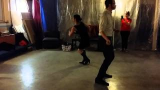 Naptown Stomp Routine December 2014