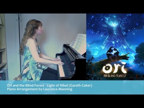 Ori and the Blind Forest - Light of Nibel (Piano Cover)