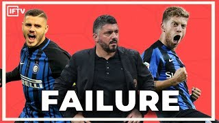 WHAT WENT WRONG AT AC MILAN? NO CHAMPIONS LEAGUE...