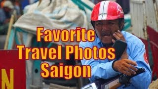 Our favorite travel photos from Saigon, Vietnam | Travel Pictures Slideshow from Ho Chi Minh City