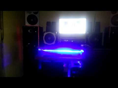 Striscia LED ritmo musica
