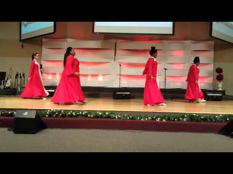 Your Great Name by Natalie Grant praise dance 2015