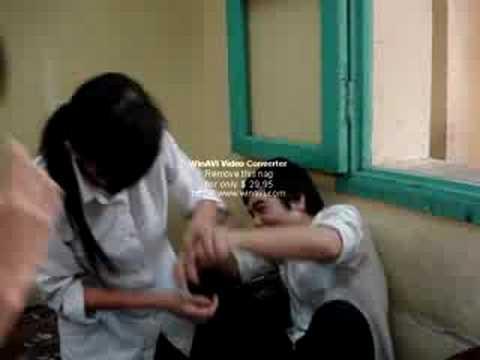 Bạo lực học đường - Không thể ngăn cản!!!