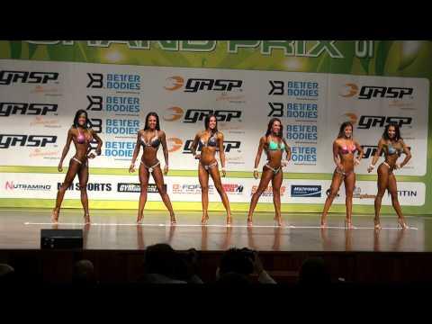 Oslo Grand Prix 2015 | Bikinifitness  - 166 cm
