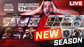 🔴***NEW COD BATTLE PASS!*** HUGE NEW UPDATE! NEW WEAPONS! MORE!