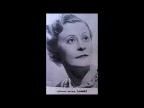 Jeanne-Marie Darré - Chopin/Debussy/Ravel/Liszt Live Recital