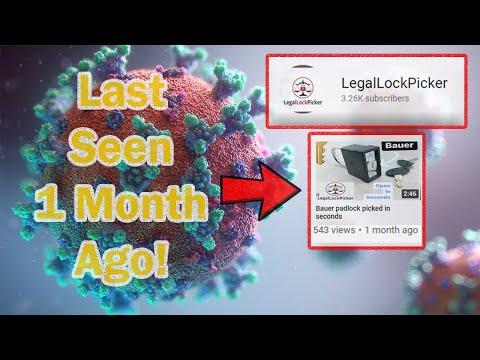 Where Is LegalLockPicker? 4/24/2021 Update