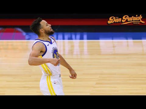 "Reggie Miller On The MVP: ""I'm Voting For Steph [Curry]"" | 05/17/21"