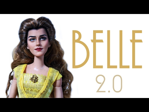 Emma Watson Belle Doll 2.0 [ BEAUTY AND THE BEAST ]